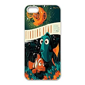 Unique Phone Case Pattern 16Finding Nemo Pattern- For Apple Iphone 5 5S Cases