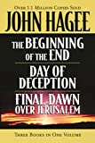 img - for Hagee 3-in-1 Beginning Of The End, Final Dawn Over Jerusalem, Day Of Deception book / textbook / text book