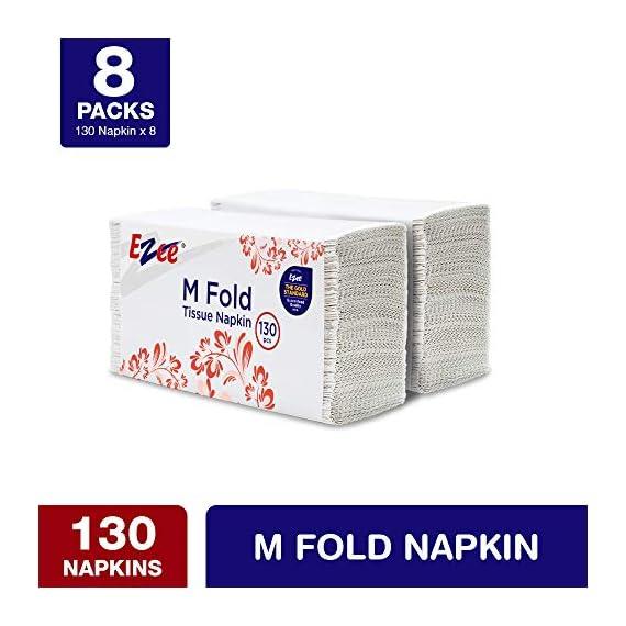 Ezee M Fold Tissue Paper - 1040 Pieces 2