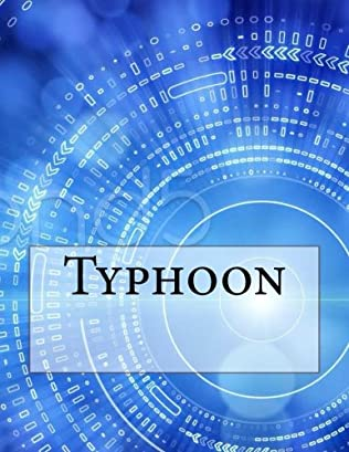 book cover of Typhoon