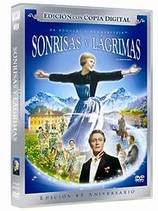 Sonrisas y Lágrimas : Edición 45 aniversario (Con copia digital) [DVD]