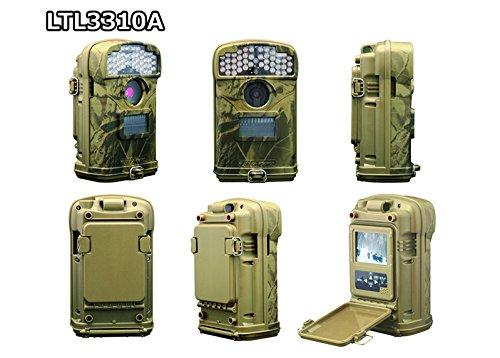 品質検査済 LTL ACORN  B018TQL884 トレイルカメラ 500万画素静止画 ACORN  30fpsビデオ録画 LTL  不可視赤外線LED搭載 IR距離20m  野生動物の生態調査に活躍 屋外用の防犯カメラとして最適 防水 時差撮影 不可視赤外線 940nm 野外監視カメラ ハンティングカメラ LTL3310A 迷彩 B018TQL884, 南国フルーツ-果実村TOKIO:4698db88 --- a0267596.xsph.ru