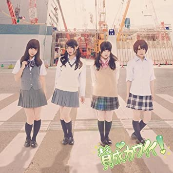 Amazon.co.jp: 賛成カワイイ! (CD+DVD) (Type-C) (初回盤): 音楽