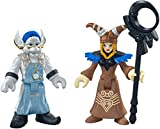 Fisher-Price Imaginext Power Rangers Rita Repulsa and Finster Figures