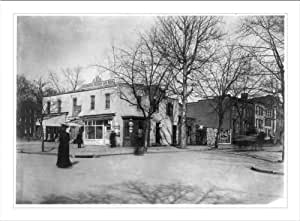 Historic Print (M): [Northeast corner of 13th and H Streets, Washington Brewing Co. - site for new Masonic T