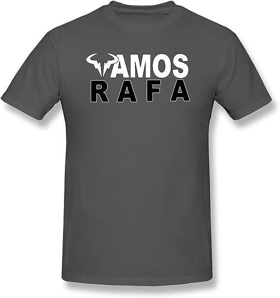 Playera de Verano para Hombre con Logo de Rafa Venga, Rafael Nadal ...