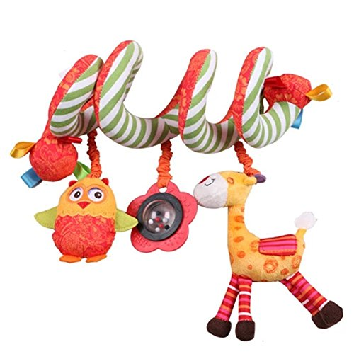 Labebe Baby Cot Stroller Toy