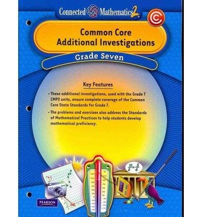 Common Core Additional Investigations, Grade 7