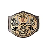 WWE Authentic Wear WWE Stone Cold Smoking Skull Championship Finger Ring Black