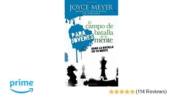 El Campo de batalla de la mente para jóvenes - Pocket Book: Gana la batalla en tu mente (Spanish Edition): Joyce Meyer: 9781629983721: Amazon.com: Books