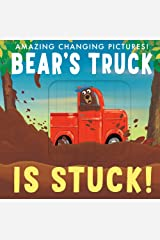 Bear's Truck Is Stuck! (Dissolving Windows) Hardcover