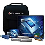 PC-Doctor Service Center 11 Computer Diagnostics Repair Kit 3-Pack