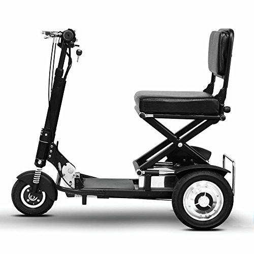 EWheels Speedy Folding Portable Scooter (Wheel Companion Electric Scooter)
