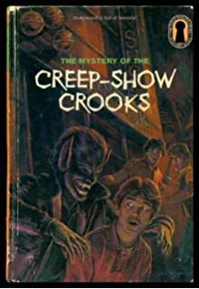 Mystery of the dancing devil the three investigators mystery series the mystery of the creep show crooks the three investigators fandeluxe Choice Image