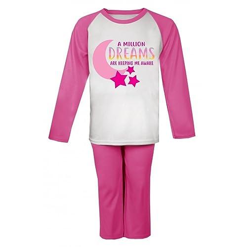f8359a4bb A Million Dreams are Keeping Me Awake Pyjamas Toddler Pyjamas ...