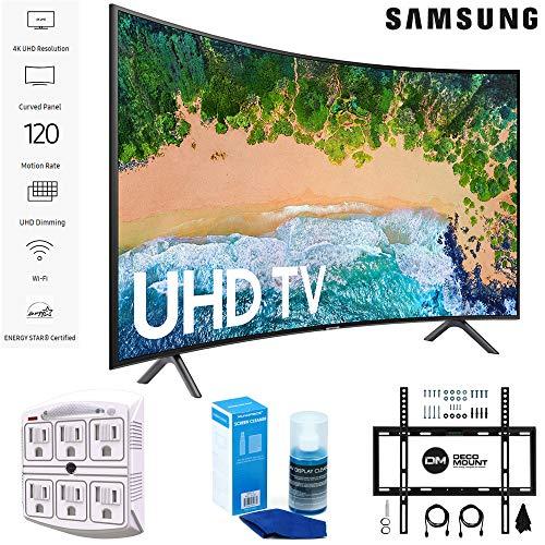 "Samsung 65NU7300 65"" NU7300 Smart 4K UHD TV 2018 w/Wall Moun"