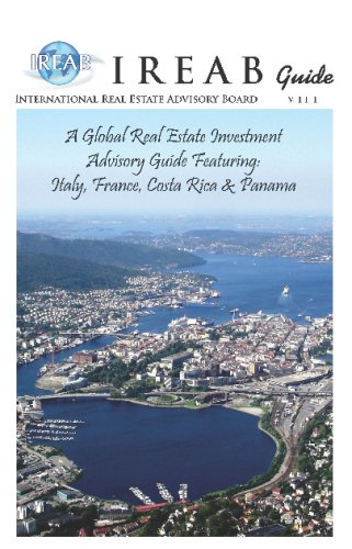Read Online IREAB Guide: The International Real Estate Advisory Board Guide PDF
