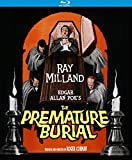 The Premature Burial (1962) [Blu-ray]
