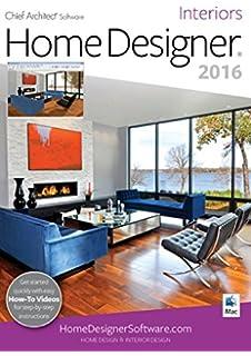 Home Designer Interiors 2016 Mac
