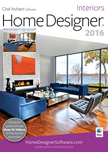 Home Designer Interiors 2016 [Mac] by Chief Architect