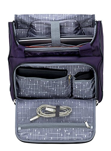 Ricardo Beverly Hills Mar Vista 2 Wheel Tote, Graphite