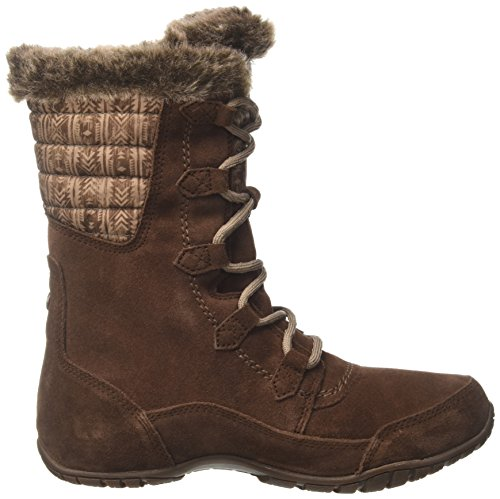 Grey carafe Femme Brown Ii Multicolore North Bottes Nuptse taupe The Face Purna nwPqYxT8