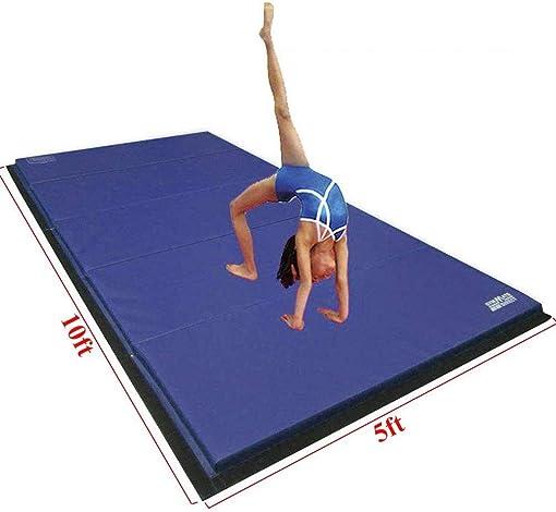 gymmatsdirect Gymnastics Mat Folding Tumbling Exercise Mat