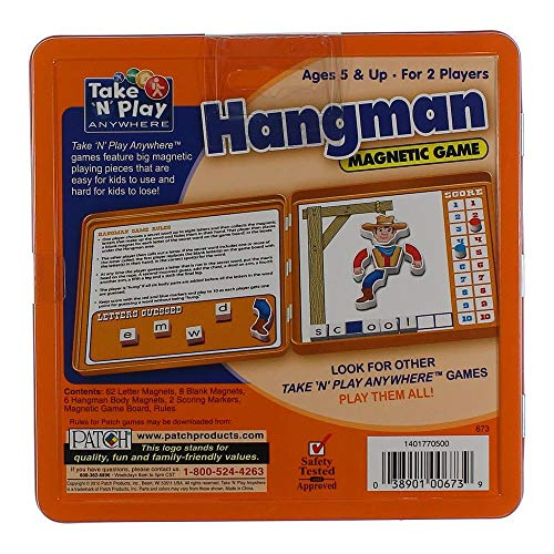 Take 'N' Play Anywhere - Hangman