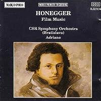 Honegger: Film Music