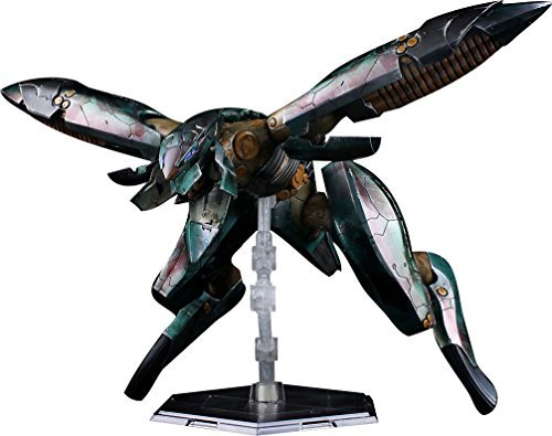 METAL GEAR SOLID METAL GEAR RAY half-size version of a non-scale ABS & PVC & POM-painted action figure