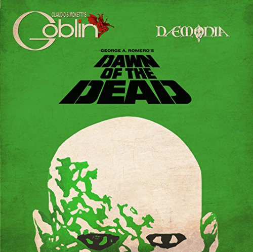 Album Art for Dawn Of The Dead Soundtrack 40th Anniversary Edition by Claudio Simonetti's Goblin
