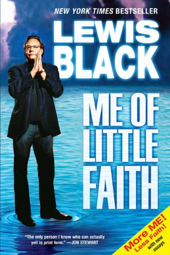 Me Of Little Faith by Lewis Black