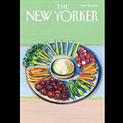 The New Yorker, November 22nd 2010 (Laura Shapiro, Burkhard Bilger, Colm Toibin)