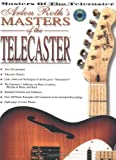 Masters of the Telecaster, Arlen Roth, 0897248058