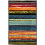 Mohawk Home New Wave Rainbow Printed Rug, 8'x10', Multi