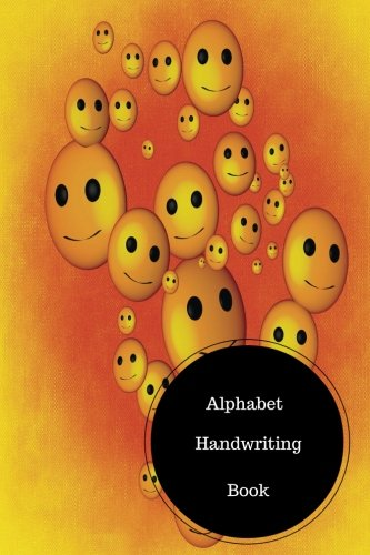 Alphabet Handwriting Book: Kindergarten Alphabet Writing ...