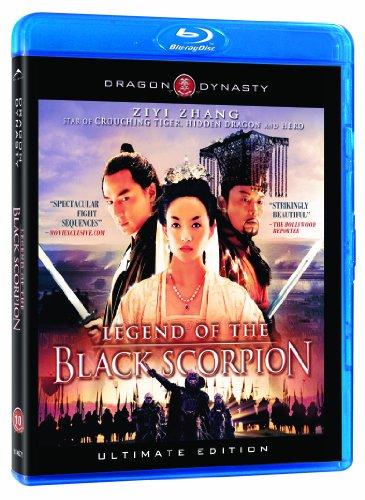 Legend of the Black Scorpion [Blu-ray] [Blu-ray] (2010)