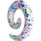 Écarteur d'oreille en spirale acrylique Bonbon en acrylique Kit fuselée en boucles d'oreilles