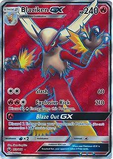 NM Pokemon BLAZIKEN GX Card CELESTIAL STORM Set 28//168 Sun and Moon Ultra Rare