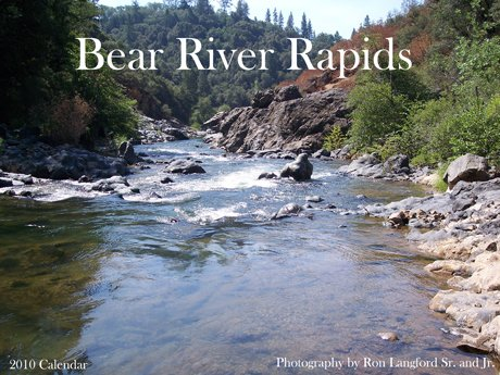 Bear River Rapids 2010 Calendar (Bears 2010 Calendar)