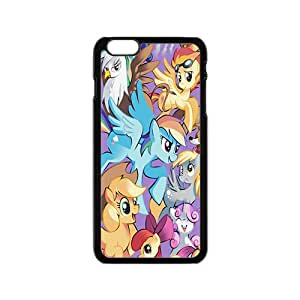 JIAJIA Disney lovely cartoon characters Cell Phone Case for Iphone 6