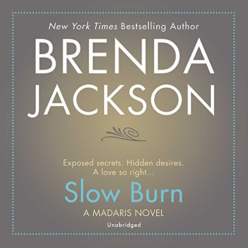 Slow Burn (Madaris Family Novels, Book 14) by Harlequin Audio and Blackstone Audio