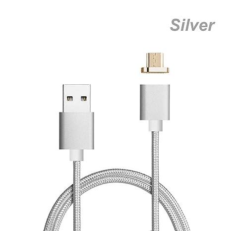 maju magnética Lightning iOS Cable Cable de carga Cable de ...