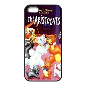 iPhone 4 4s Cell Phone Case Covers Black AristoCats L4060478