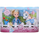 Disney Princess 6 inch Toddler Doll and Pony Cinderella by Tolly Tots