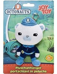 Joy Toy Octonauts 13cm Barnacles Plush Keychain on Backer Card