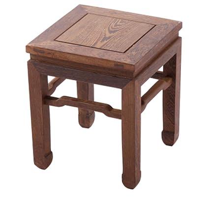 Terrific Amazon Com Sw Eet Stool Wooden Bench Stool Home Living Inzonedesignstudio Interior Chair Design Inzonedesignstudiocom