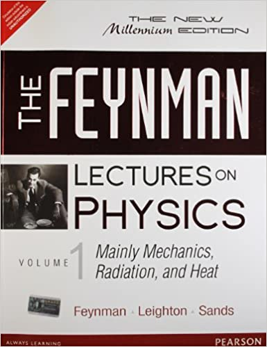Feynman Lectures On Physics Ebook English