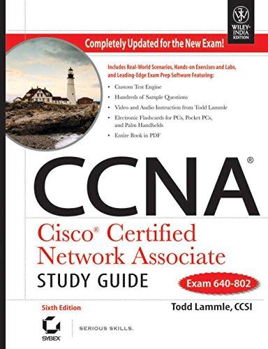 CCNA: Cisco Certified Network Associate Study Guide [W ...
