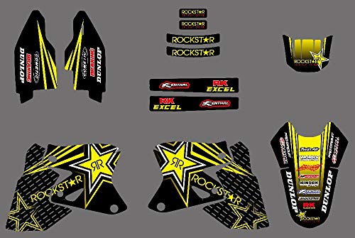 Bucks Computer Repairs - VN8 0026 Star New Style TEAM GRAPHICS DECALS Stickers For Suzuki DRZ400 KLX400 DRZ KLX 400 All Year Sticker Motorcycle Background